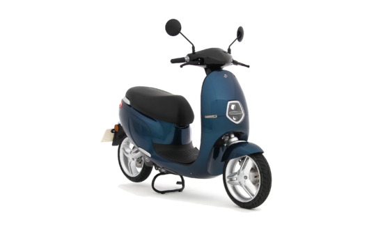 Ecooter E1 - Blauw