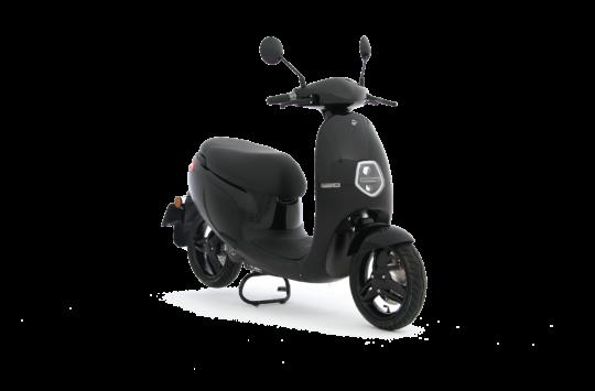 Ecooter E1 - Zwart