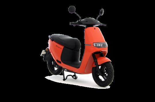 Ecooter E2 - Oranje