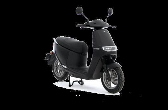Ecooter E2 - Zwart
